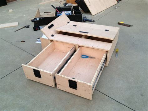 Ute Drawer Plans by 54 Best Images About Creative Diy Suv Truck Bed Storage