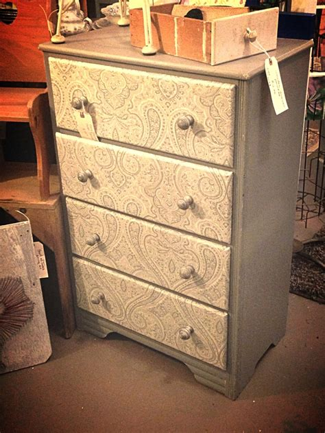 Fabric Dresser Drawers by 30 Best Images About Fabric Covered Dresser On