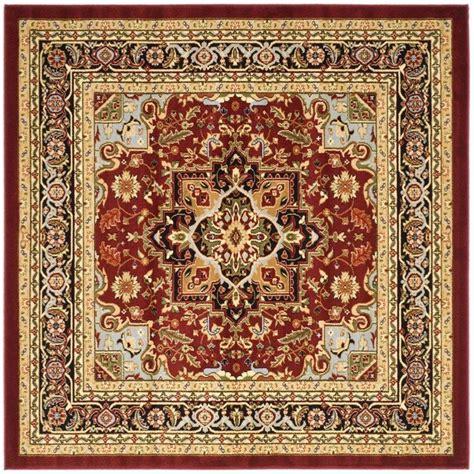 lyndhurst area rugs safavieh lyndhurst black 6 ft x 9 ft area rug lnh212g 6 the home depot