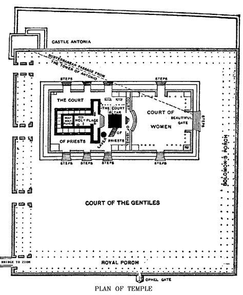 diagram of the temple of solomon solomon s temple noah begat 3 sons