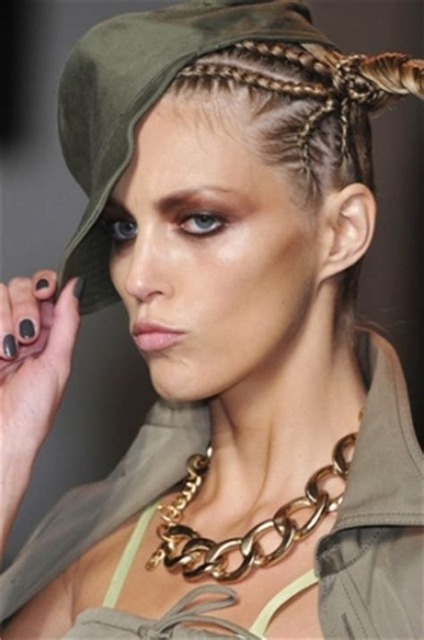Runway Hair Trends With Jimmy Paul by Runway Braided Hairstyles Trends