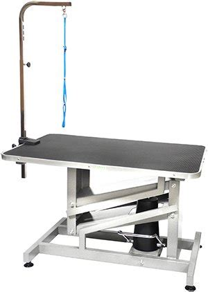 used hydraulic grooming table top 10 best grooming tables for home or salon in 2017