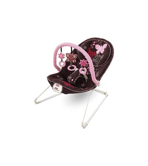 fisher price mocha butterfly bouncer