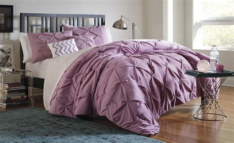 orchid comforter essential home 5 piece comforter set orchid haze home