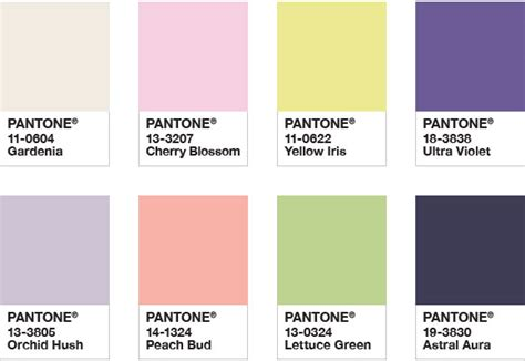 pantone color palette pantone color of the year 2018 tools for designers i ultra