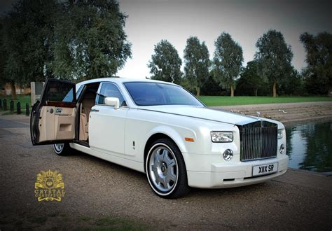roll royce phantom white white rolls royce phantom wedding car hire