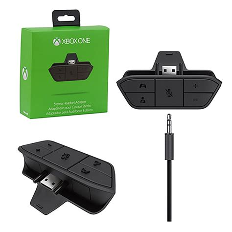 xbox wireless headset charger xbox one adapter stereo headset adapter microsoft