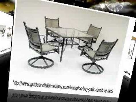 hton bay patio furniture replacement glass