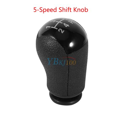 5 Speed Shifter Knobs by 5 Speed Gear Stick Shift Shifter Knob For Ford Focus