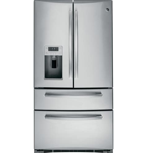 Ge Profile Refrigerator Door by Ge Profile Series 24 8 Cu Ft Refrigerator With Armoire