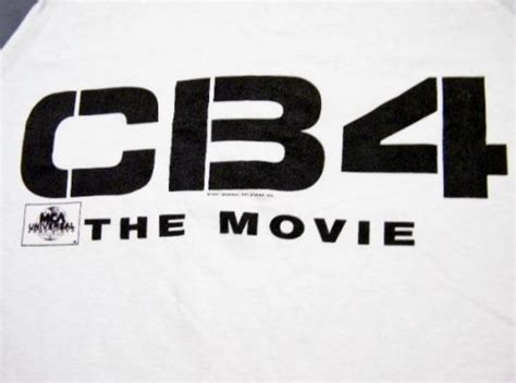 Tshirt Cb4 vintage 1993 cb4 the cell block 4 tank top t shirt