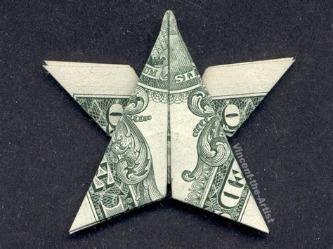 Tree Frog Money Origami Dollar Bill Vincent The Artist - money origami dollar bill by vincent the