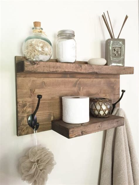 rustic bathroom towel racks 15 amazing handmade rustic towel rack designs for your