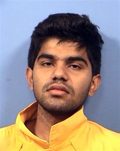stipulated bench trial booking photo of yashesh desai
