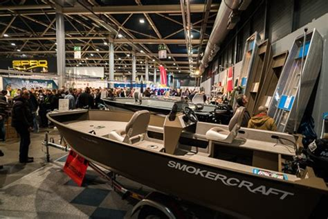 rubberboot utrecht 2018 hengelsport en botenbeurs watersport tv