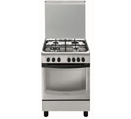 Daftar Oven Gas Ariston ariston cx65sp1 x i a6tmh2af x e gas cooker stainless steel hotpoint co ke