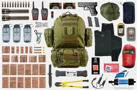 53 essential bug out bag supplies how to build a suburban go bag you can rely upon books bug out bag essentials preppers living
