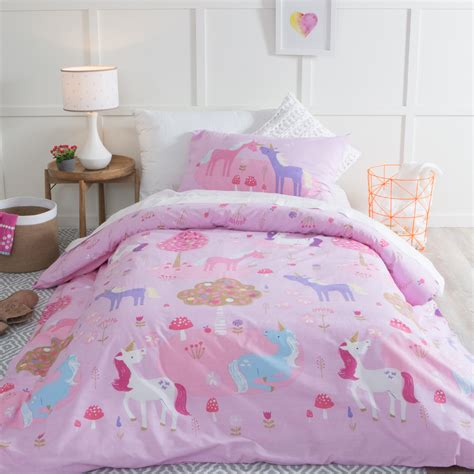 unicorn bedding sets unicorn dreams quilt cover set unicorn room pinterest