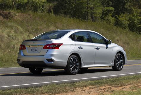 2017 nissan sentra turbo 2017 nissan sentra sr turbo drive review