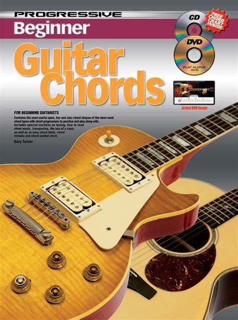 learn guitar yourself progressive beginner guitar chords