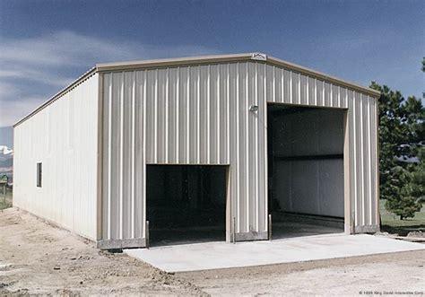 Garage Canada Garage Kits Olympia Steel Buildings Of Canada