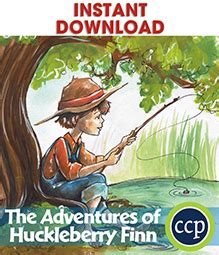 themes in huckleberry finn pdf classroom complete press the adventures of huckleberry