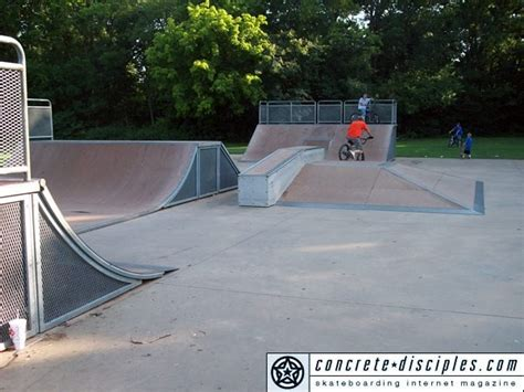 Park Stillwater Ok by Concrete Disciples Skate Park Guide And Locator And Skate