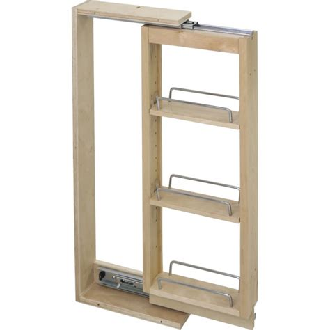Pull Out Spice Rack Hardware by Hardware Resources Wfpo642 42 Inch 6 Inch