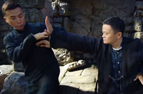 film baru jack ma watch jack ma kick donnie yen s butt in this awesome