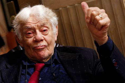 jerry stiller stole the spotlight at ben s 50th birthday page six