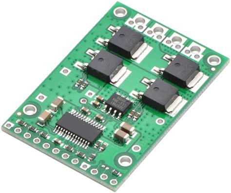 high voltage driver transistor pololu high power motor driver 24v23 cs
