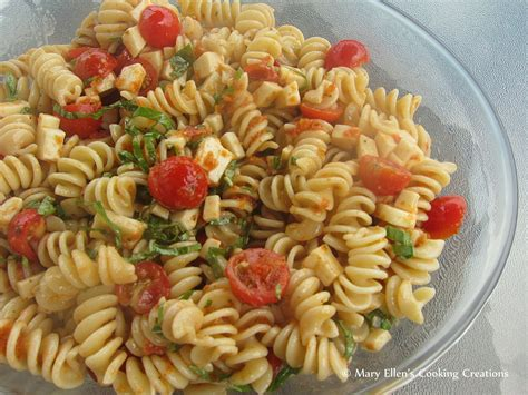 pasta slad mary ellen s cooking creations pasta salad roundup