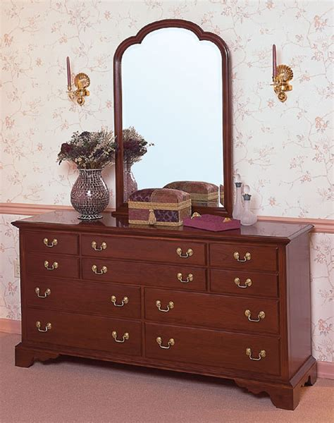 cherry triple dresser bedroom cherry triple dresser cherry bedroom furniture made in the usa