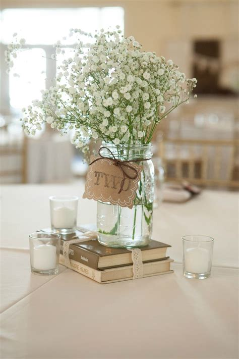Jar Vases For Wedding by 25 Best Ideas About Jar Centerpieces On Jar Center Rustic Jars