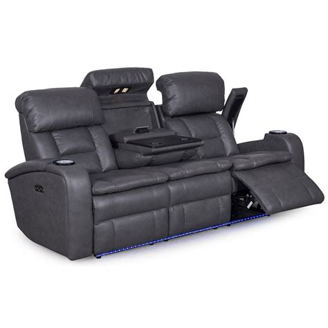 synergy home furnishings 467 casual power reclining sofa