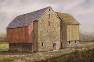 Bucks County Sheds by Two Amish Barns Bucks County Pennsylvania An