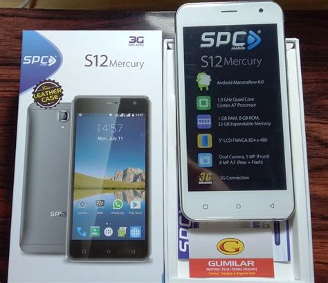Spc Noah 5 Inches Android Marshmallow Ram 1 Gb Rom 8 Gb 7 hp android murah harga di bawah 1 juta terbaik update
