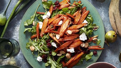 ina garten salad recipes roasted carrot salad ina garten