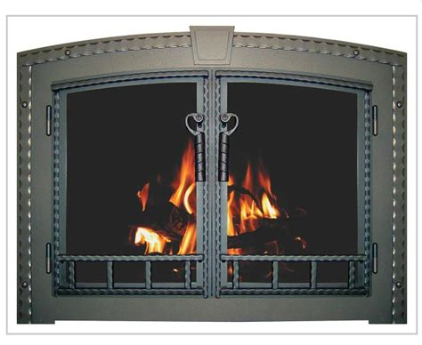 Fireplace Glass Panels by Wood Fireplace Glass Doors Country Stove Patio Spa