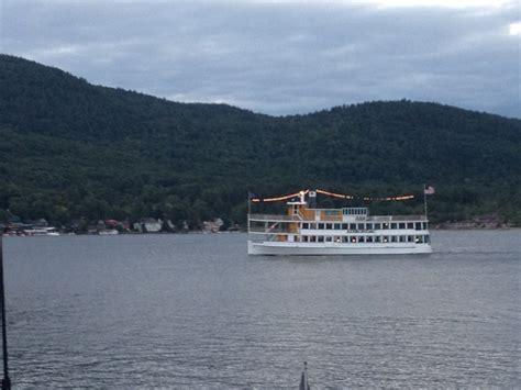 lake george boat cruises on lake vacations bashfuladventurer
