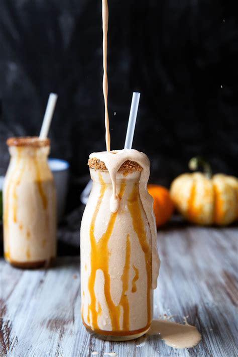 milkshake photography boozy pumpkin milkshake broma bakery