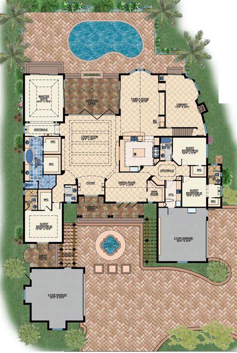 coastal floor plans