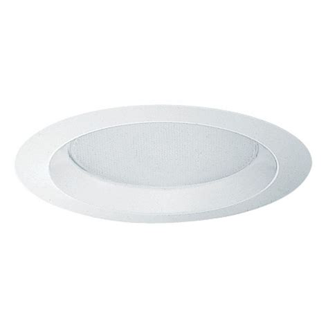 shower recessed light trim albalite shower trim for 6 inch recessed housing 240 wh