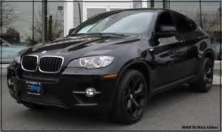 my new bmw x6 black edition prince cars