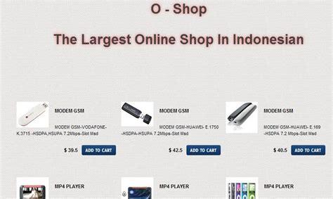 step membuat online shop benarkah platform blogspot tidak bisa digunakan untuk