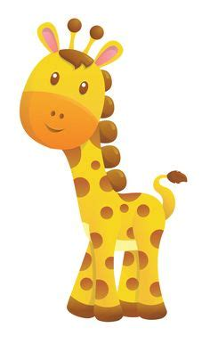 baby jungle animals clipart clipart