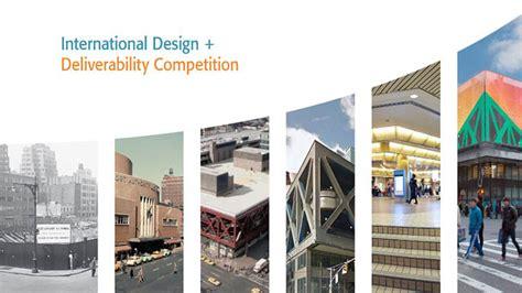 design competition honorarium port authority bus terminal international design