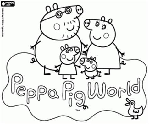 free pepa para colorear coloring pages juegos de peppa pig para colorear imprimir y pintar