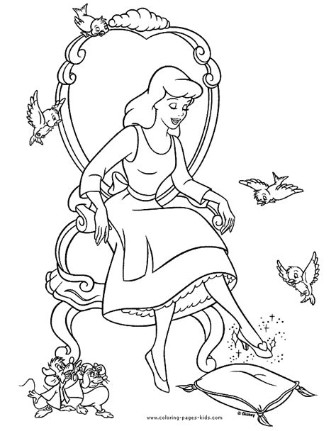 disney coloring pages that you can print cinderella coloring pages coloring pages for kids