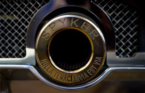 spyker motto the coolest supercar you ve never heard of wired